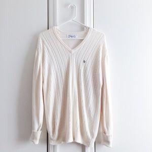 Christian Dior Cream Sweater